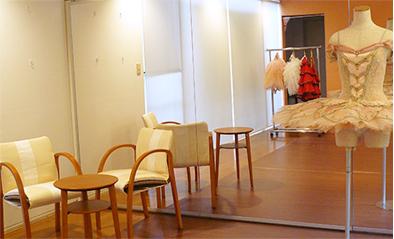 スタジオ室内2